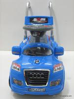 1 Mobil Mainan Aki JUNIOR JB20A AUDI Kendali Jauh