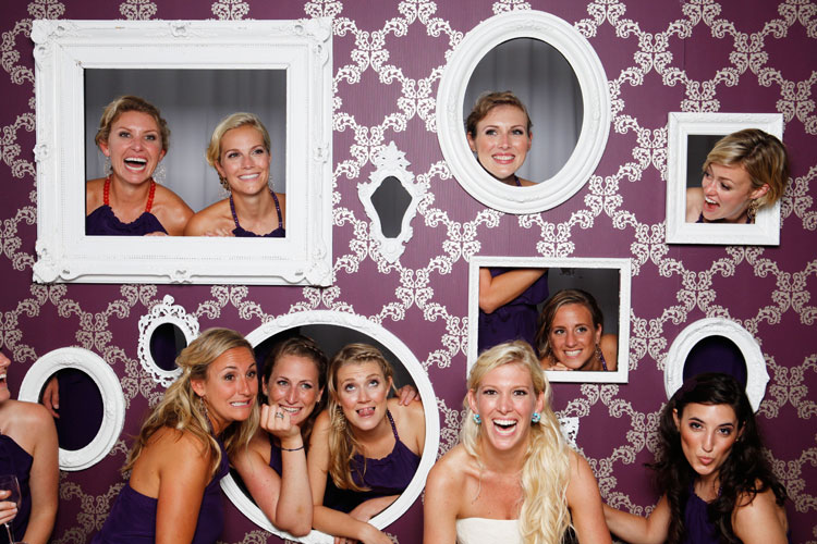 the design grove wedding photo booth options