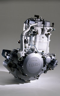 Yamaha Two/2 stroke engine