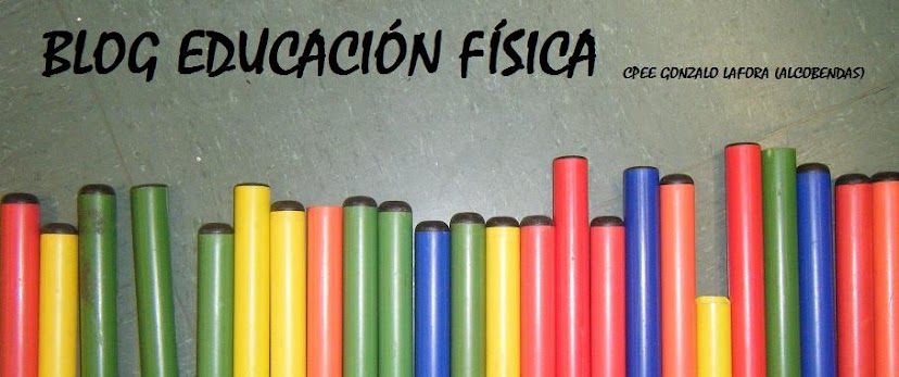 EDUCACION FISICA LAFORA