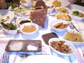 alit のベジタリアン料理