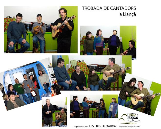 TROBADA DE CANTADORS A LLANÇÀ