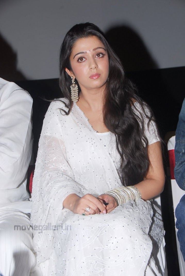 Charmee Photos at Mangala Movie Audio Release