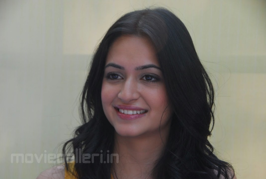 Kruthi Kharbanda Face Close up Pics