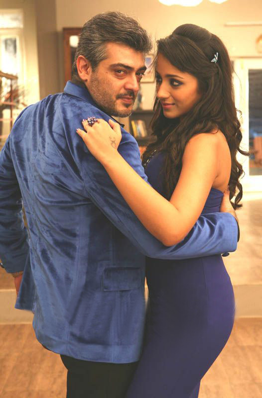 Mankatha nearing completion