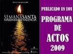 PROCESIONES 2009