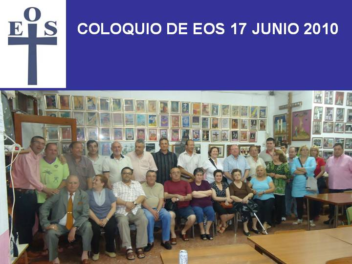 COLOQUIO DE EOS