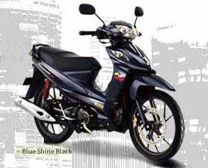 Gambar Suzuki Shogun 125 NR I
