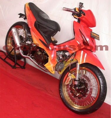 Image Modifikasi Honda Legenda