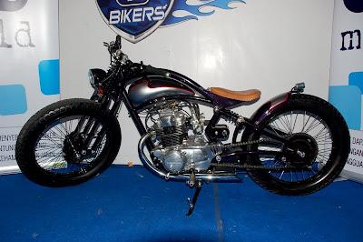 modif Honda 1976 CB 200 cc