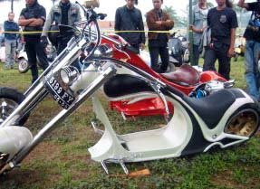 modif vespa chooper picture gallery