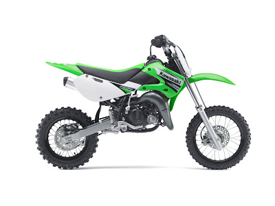Kawasaki KX 65 specify USA Edition 2011
