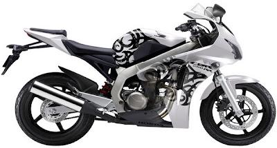 2010 SPECIFY Honda CBR 250 RR