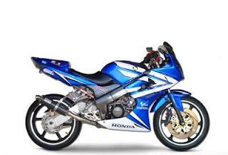 trend modif HONDA CBR 150R 2011