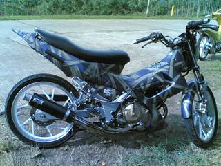 Photo of Modifikasi Satria Fu150