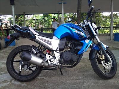 new Yamaha Byson vs Honda Megapro