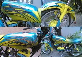 Gambar Modif Yamaha RX King gallery