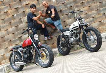 Photo of Modifikasi Honda Cb100