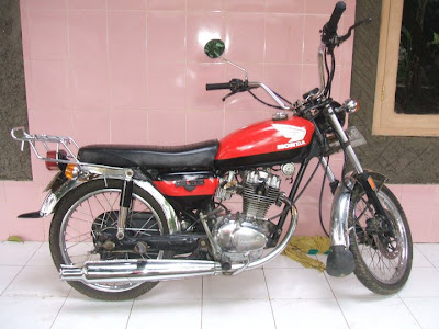 1973 Honda Cb 100 Parts   Motorcycle Pictures