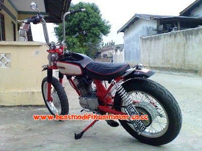 Classic Motorcycles Honda Cb 100 Modify Choppers Custom