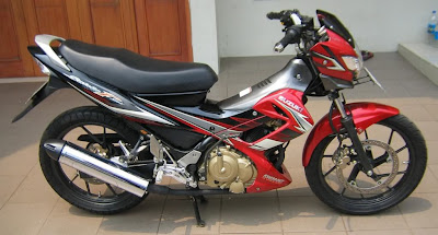 2009 Red - For Sale - Foto Gambar Modifikasi Motor - Terbaru 2012|2013