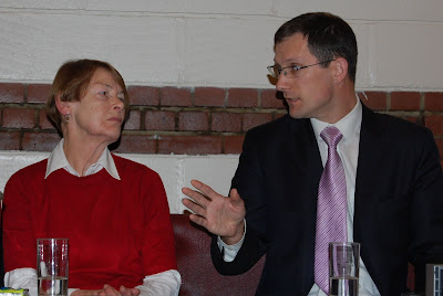 I recently challenged Glenda Jackson over her failure to attend an important vote in Parliament whilst debating at the BRAT Hustings in Kilburn