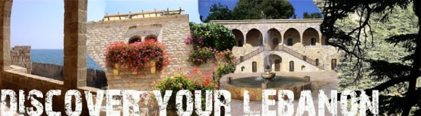 Discover your Lebanon