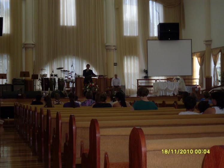 Igreja batista em passo fundo/rs