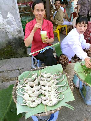 Hanoi delicacies