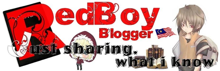 RedBoy Blogger ©