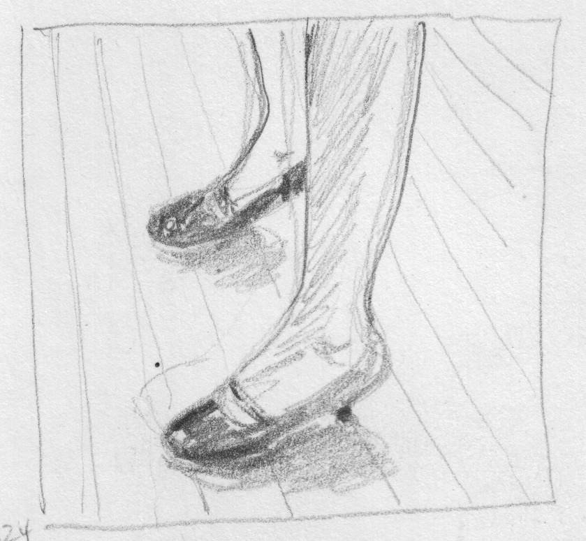 [blue+shoes]