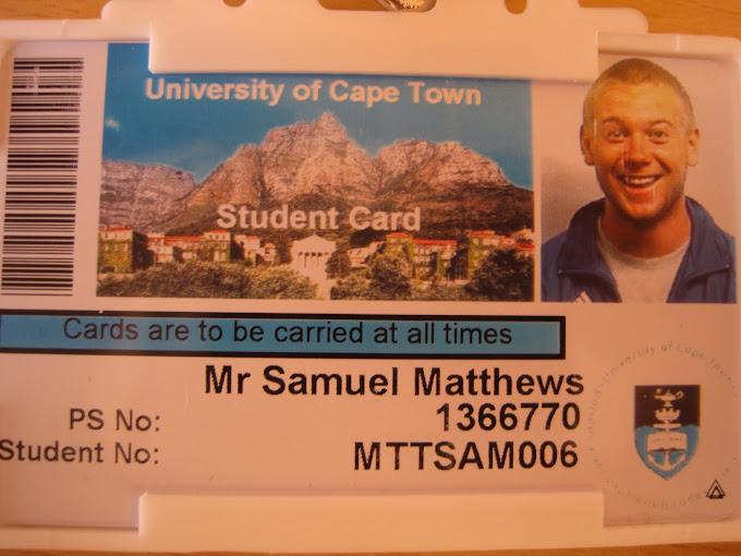 UCT ID