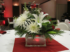 Christmas arrangements