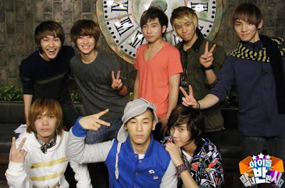 Rebellion Shinee w/ Maknae Rebellion Shinee