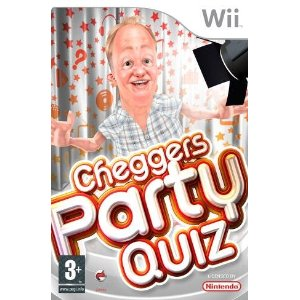 Keith Chegwin, Cheggers Party Quiz