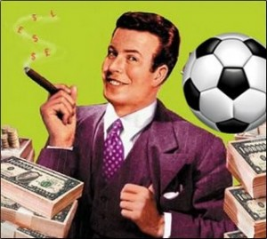 Alfa, beta....Teto! - Futebol