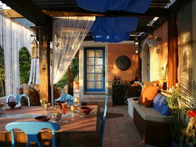 Moroccan Style Patio Furniture