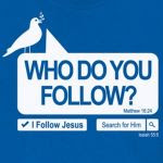 Who I follow!