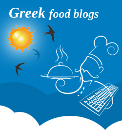 Greek food blogs