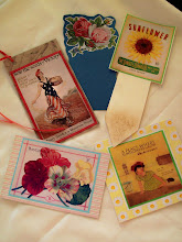 Spring Bookmark Swap