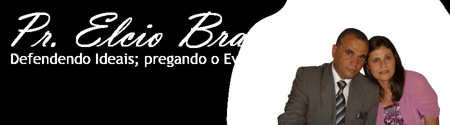 Pastor Elcio Brandão