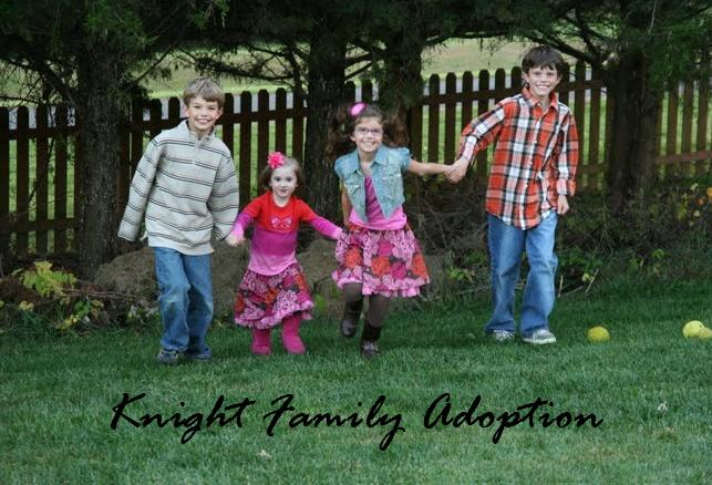 Knight Family Adoption