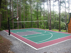 30 x 50 Multi Purpose Court