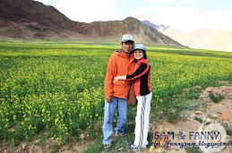 蝸牛與Fanny@Tibet