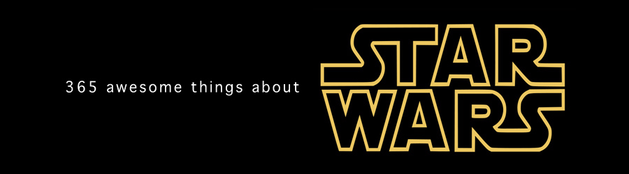 365 Awesome Things About Star Wars