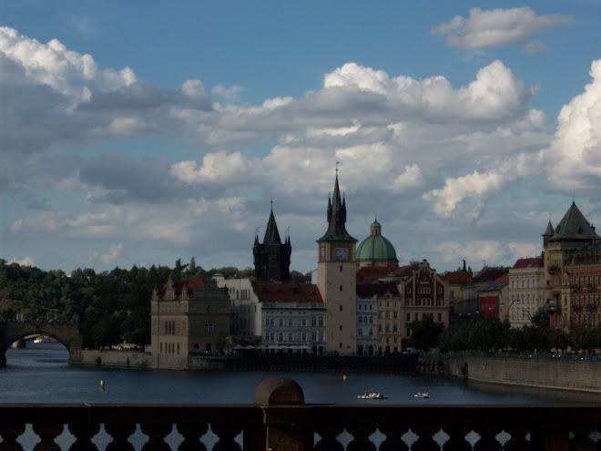 prague-my beloved hometown