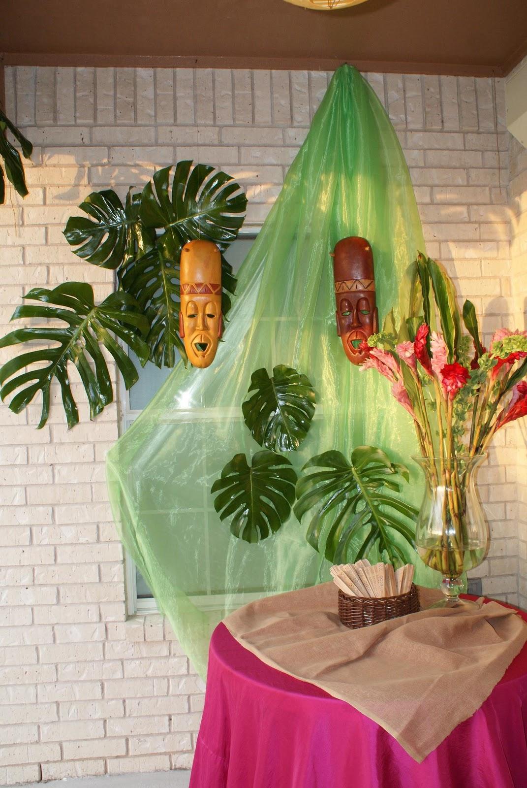 Decoracion Hawaiana Cumplea?os ~ Decoraciones Hawaianas De Fiesta En Pinterest Fiestas  apexwallpapers