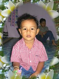 My son Fizam
