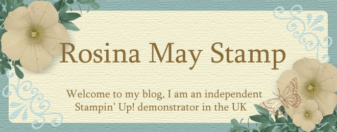 Rosina may Stamp