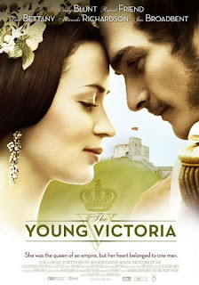 The Young Victoria movies poster CIO